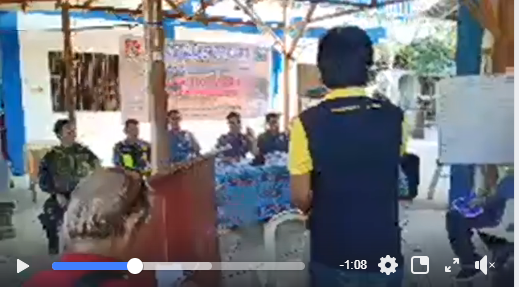 Video:  Davao Occidental Police Provincial Office PRESS CONFERENCE re Simultaneous Focused Police Operations