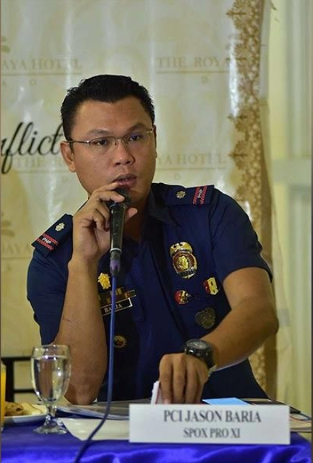 Video: PRO 11 Spokesperson, PMaj Jason L Baria attend the weekly AFP-PNP PRESS CONFERENCE at The Royal Mandaya Hotel Davao City